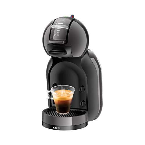 Krups Mini Me KP1208ES - Cafetera de cápsulas Nestlé Dolce Gusto automática, 15 bares de presión, motor 1500 W con depósito de 0,8 L, para todo tipo de...