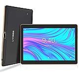 LNMBBS Android 9.0 Tablet de 10'' con WiFi 4GB de RAM y 64 GB de Memoria Tablet PC Procesador de Cuatro núcleos y Dobles Ranuras SIM y una Ranura TF Cámara...