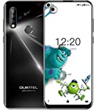 OUKITEL C17 Pro 4G Móviles(2019) Android 9.0 - Pantalla Completa de 6.35 Pulgadas de Agujero Ciego,4GB+64GB,Helio P23 Octa Core Dual SIM Teléfono, 13MP...