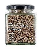 Pimienta Blanca de Kampot Premium en grano - 120g