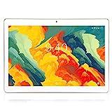 Tablet 10 Pulgadas 4G LTE WIFI BEISTA,Android 9.0 tableta,4GB RAM 64GB ROM,Quad-core,Full HD display,GPS,Bluetooth,OTG(Oro)