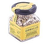 Orballo-Pimienta blanca grano ecológica-75g