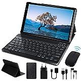 Tablet 10 Pulgadas FACETEL Q3 Android 9.0 4GB de RAM y 64 GB de ROM,5MP 8MP Cámara Tablet PC Batería de 8000mAh,Certificación Google gsm | WiFi | GPS | OTG |...
