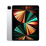 2021 Apple iPadPro (de 12,9Pulgadas, con Wi-Fi, 128GB) - Plata (5.ªgeneración)