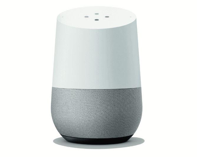 Altavoz unteligente Google Home