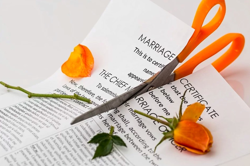 Diferencia separarse divorciarse