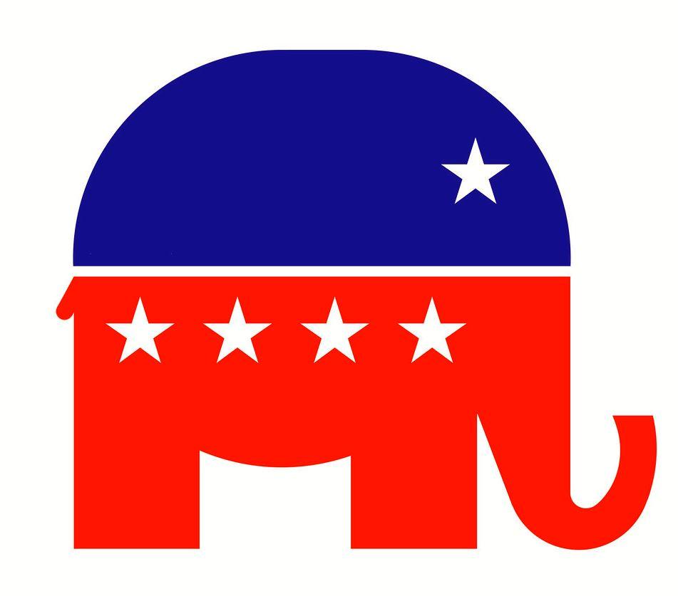 Elefante partido republicano USA