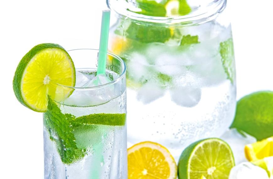 Limonada de lima limón