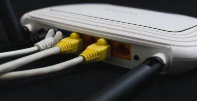 conexion internet mediante adsl y fibra óptica