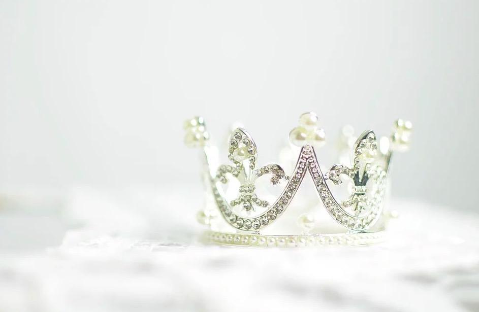 Corona de un monarca