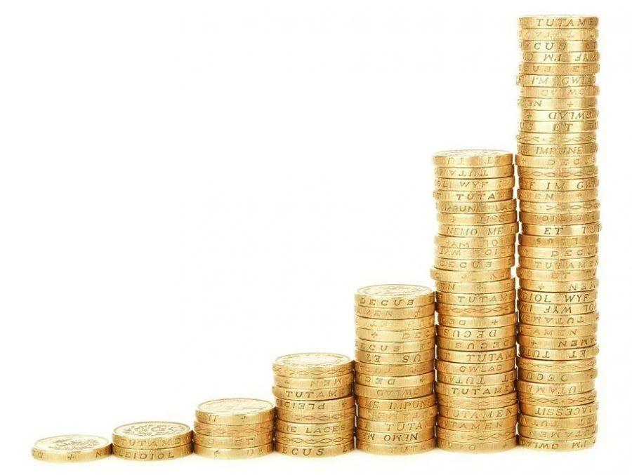Monedas para pago de crédito