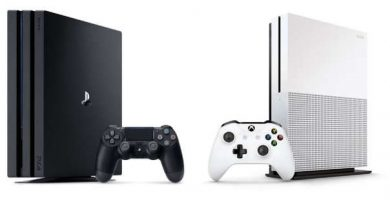 Consolas Playstation y Xbox