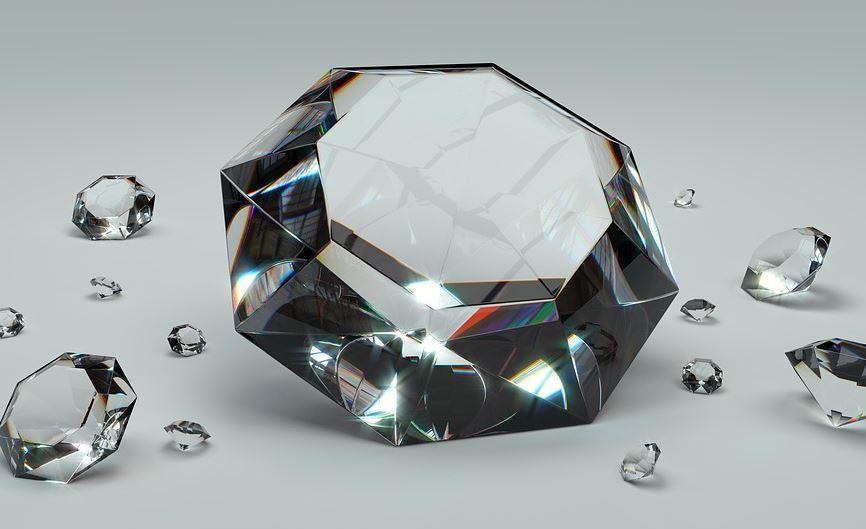 Diamantes y circonitas