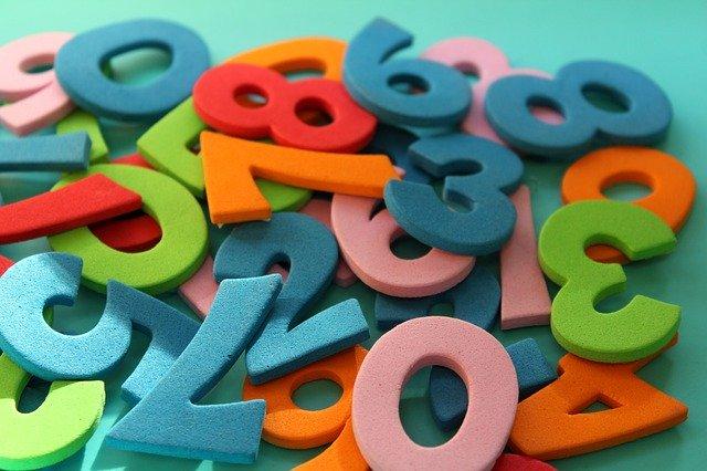 Ejemplos de números racionales e irracionales