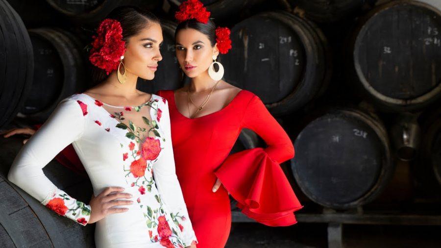 Diferencias entre traje de flamenca y de faralaes