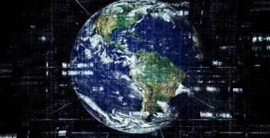 Internet y la tierra