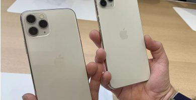Comparativa y diferencias entre el iPhone 11 Pro, Galaxy Note 10 y el Galaxy S10 Plus