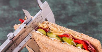 medición de nutrientes