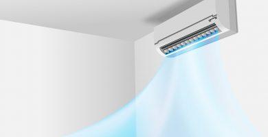 Split de aire acondicionado