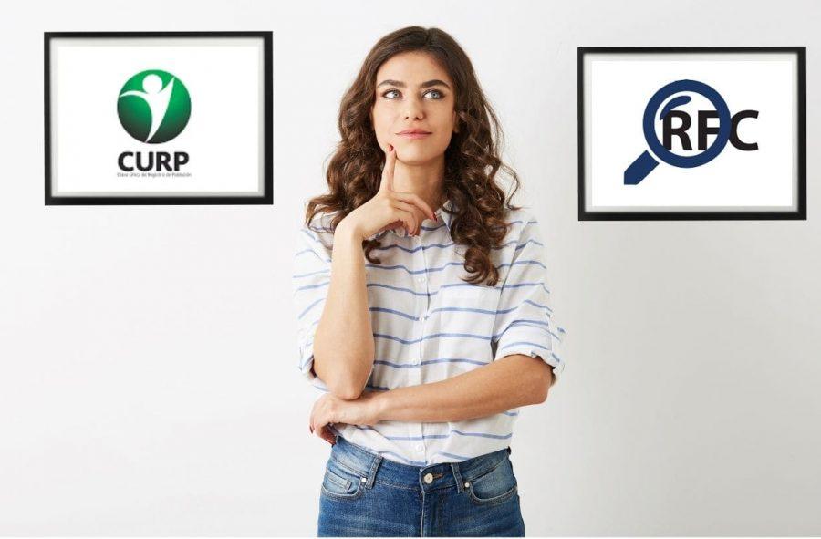 Diferencias entre CURP y RFC