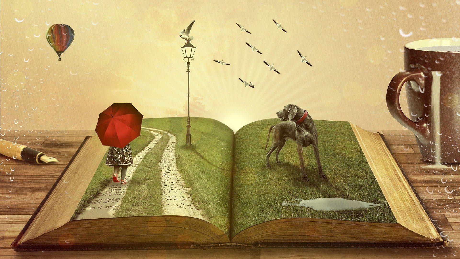 Libro de cuentos y fábulas