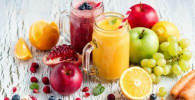 Diferencias entre zumo y néctar