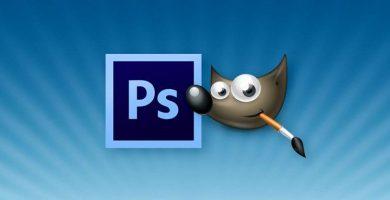 Diferencias entre Photoshop y GIMP